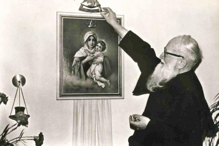 """""""Cuidem-se, mas sem medo!"""" - Dicas do Padre José Kentenich em tempos de epidemias"""
