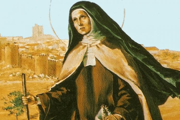 Vontade de desistir? Santa Teresa tem um poderoso conselho para você
