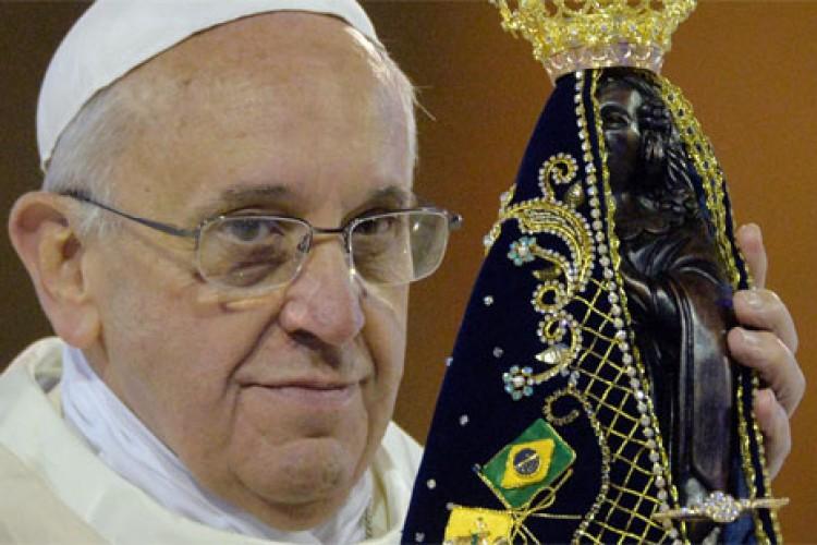 Papa Francisco envia mensagem a todos os brasileiros
