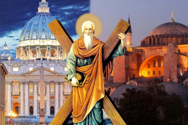 Santo André, irmão de São Pedro, ponte para Cristo e para a unidade dos cristãos