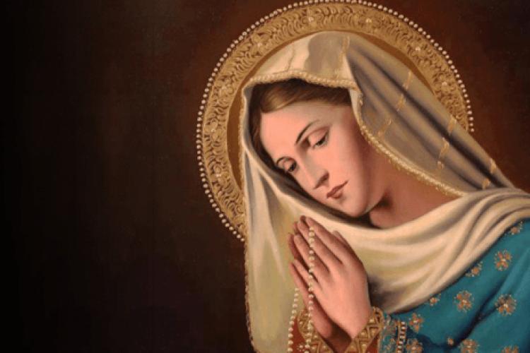 O significado de cada parte da Ave-Maria