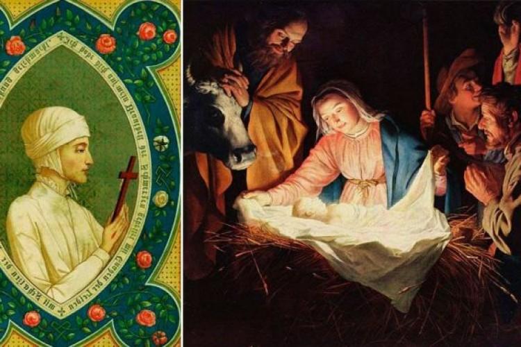 O relato de uma famosa Beata e mística que viu o Nascimento de Cristo