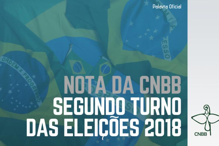 CNBB lança nota por ocasião do 2º turno das Eleições 2018
