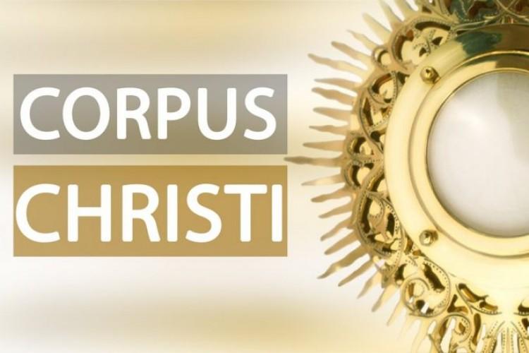 Programação de Corpus Christi 2019