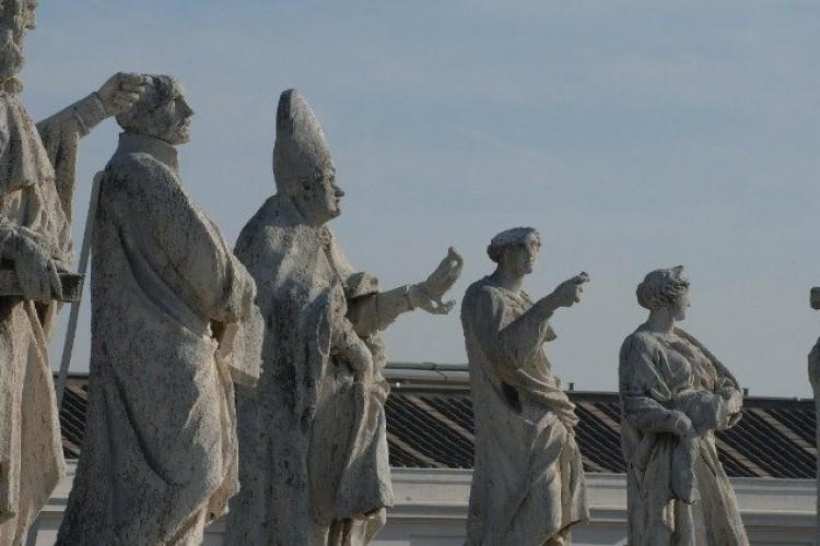 Papas: a paz, um preocupação constante