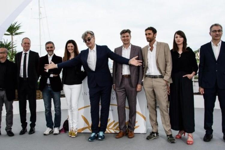 Filme sobre o Papa Francisco no Festival de Cannes