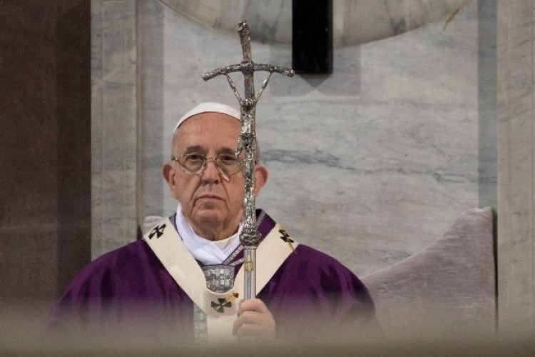 Papa: Quaresma é graça, não deixar passar este tempo em vão