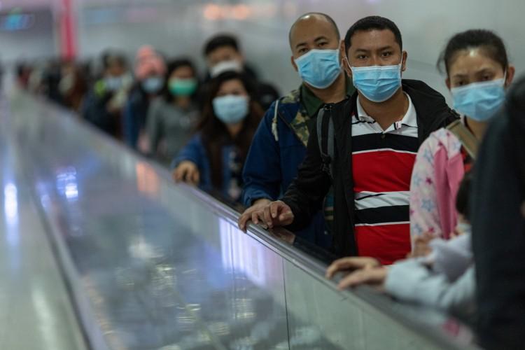 """Papa Francisco reza por """"nossos irmãos chineses"""" que sofrem com o coronavírus"""