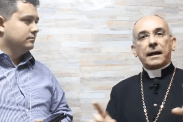 Bispo brasileiro põe os pingos nos is quanto à guerra de ódio anticristão no Brasil