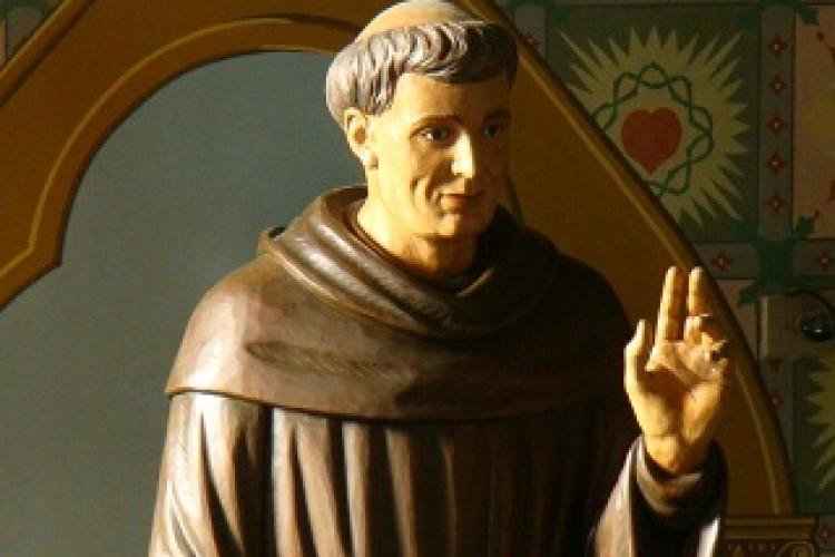 Festa de Santo Antônio de Sant'Anna Galvão, o primeiro santo brasileiro