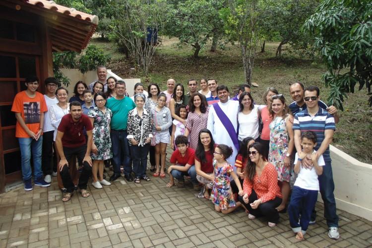 COMUNIDADE ESDRAS celebra 20 anos de fundação