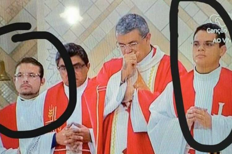 Falsos sacerdotes circulam pelo Brasil e participaram de Missa na Canção Nova