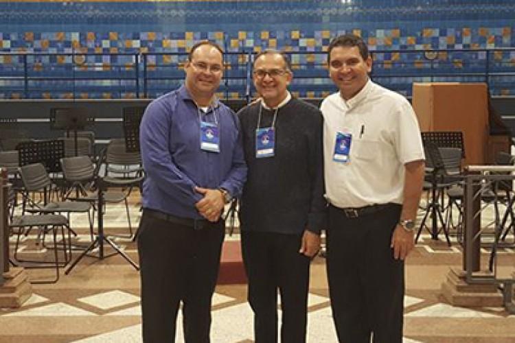 Clero de Montes Claros participa de encontro nacional
