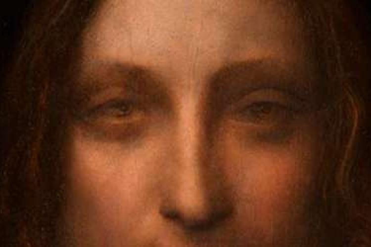 Imagem de Jesus se torna a pintura mais cara da história a ser leiloada