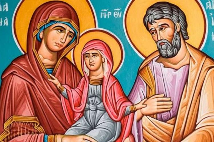 6 dados que talvez não saiba sobre a vida de São Joaquim e Sant'Ana
