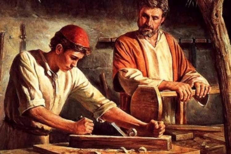 A frase bíblica que deu origem à devoção a São José