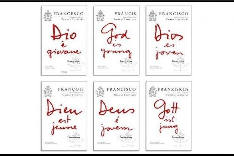 """""""Deus é jovem"""": o novo livro do Papa Francisco será lançado em março"""