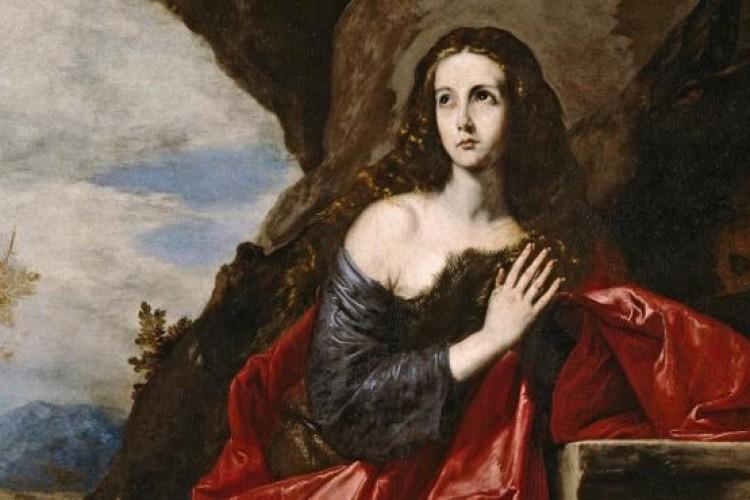 Santa Maria Madalena, a primeira mulher que viu Cristo ressuscitado