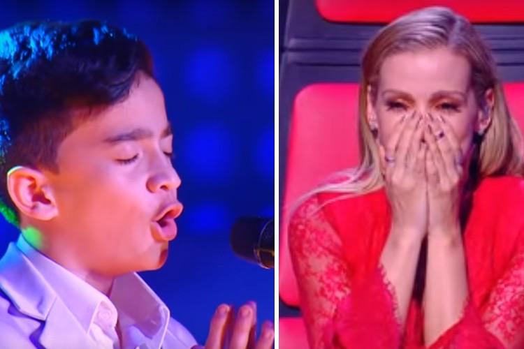 The Voice Kids Colômbia: Menino canta Ave Maria e comove os jurados e as redes