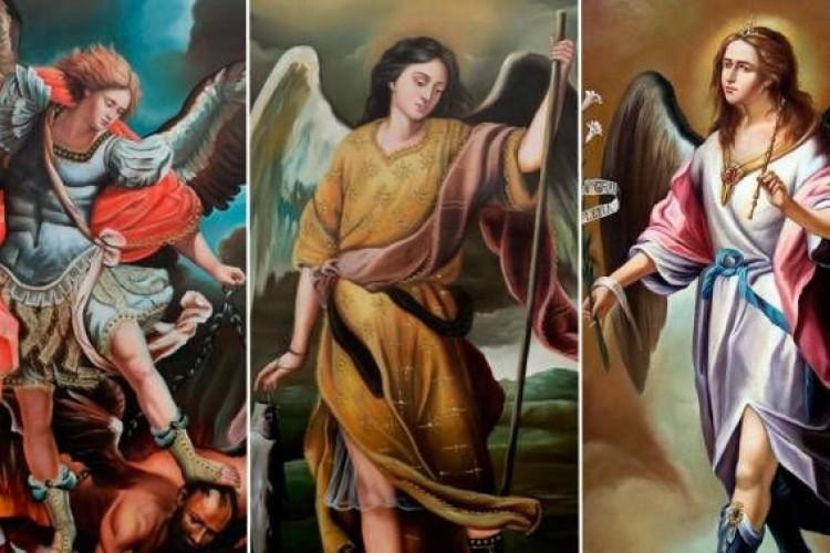 7 coisas sobre os arcanjos Gabriel, Rafael e Miguel que talvez você não saiba