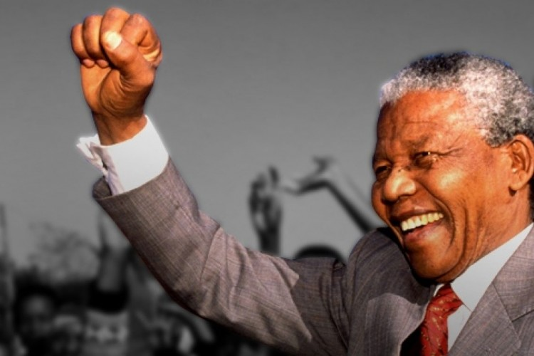 Papa Francisco celebra o 100º aniversário de nascimento de Nelson Mandela