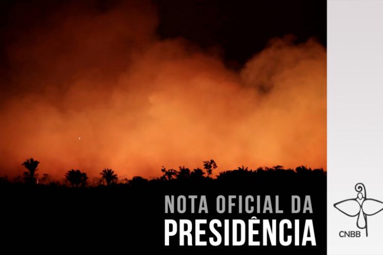 """""""Levante a voz pela Amazônia"""", pede CNBB em nota"""