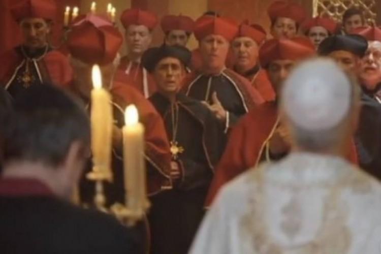 """Sites de TV: telenovela """"Apocalipse"""" ataca Igreja católica e fracassa na audiência"""