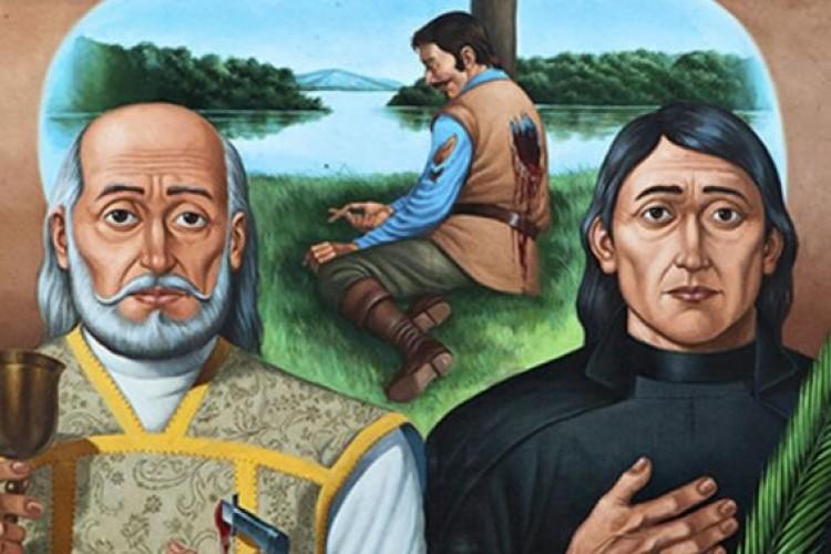 A Igreja celebra os Protomártires do Brasil, que serão canonizados este mês