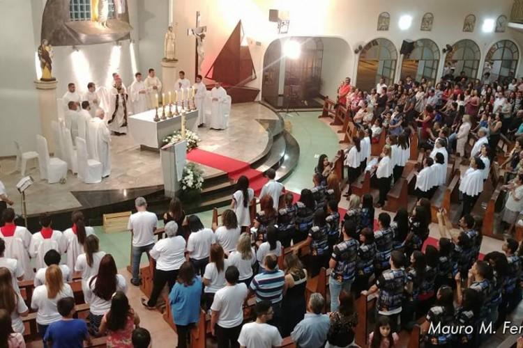Paróquia Sagrada Família vai sediar a missa do 53º Dia Mundial das Comunicações