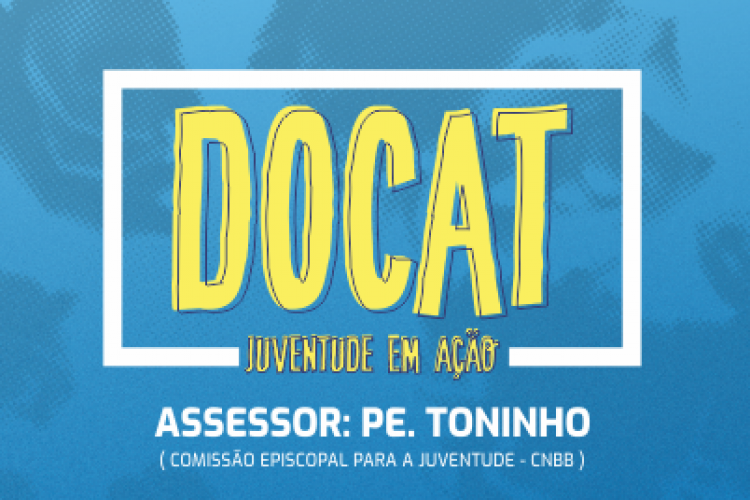 Assessor Nacional da Pastoral Juvenil virá a Montes Claros para formação sobre Docat