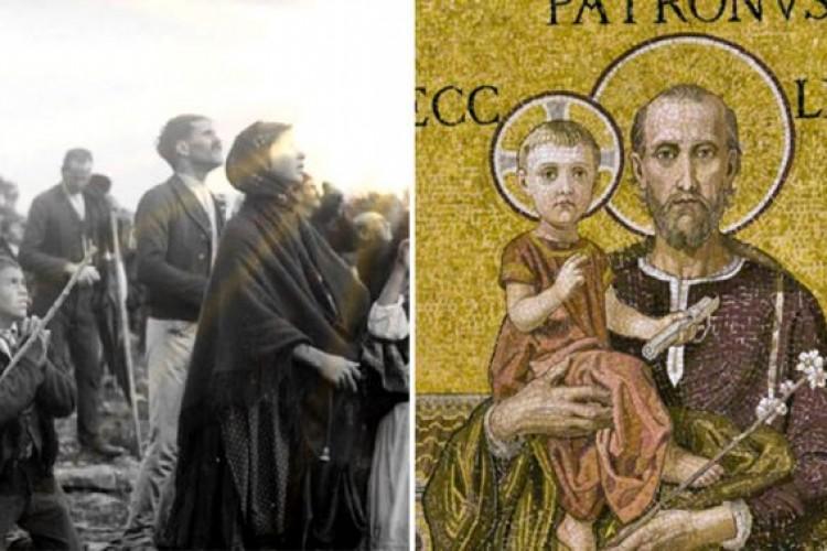 São José também esteve no milagre do sol de Fátima e este é seu significado
