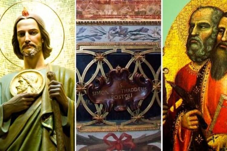8 coisas que talvez não sabia sobre o popular São Judas Tadeu