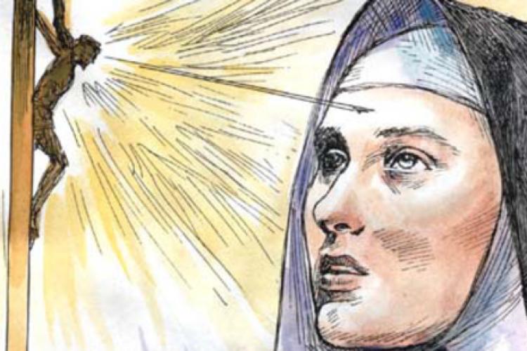 Hoje é celebrada Santa Rita de Cássia, padroeira das causas impossíveis