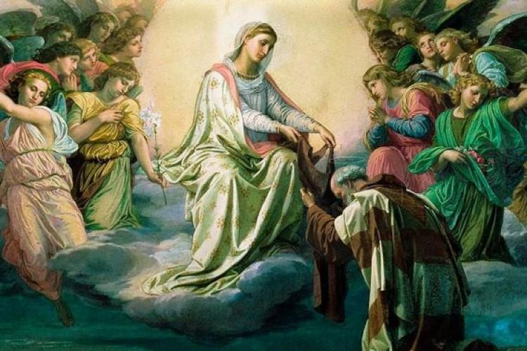 A Virgem do Carmo e sua profunda relação com a Estrela do Mar