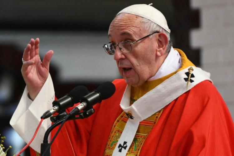 Palavras do Papa Francisco no Angelus deste domingo